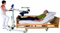Aktyvių-pasyvių judesių kojų treniruoklis MOTOmed LETTO 2