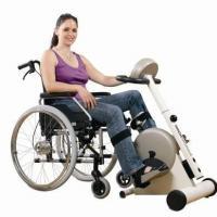 Terapinis kojų treniruoklis MOTOmed VIVA 2 su rankena pasilaikymui